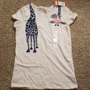 Kids Giraffe tshirt